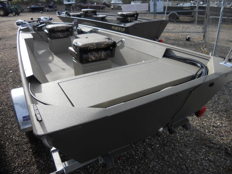 Andalusia Marine And Powersports Inc New Alweld 16ft